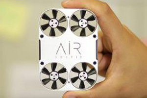 El dron que hace selfies controlado desde el smartphone.
