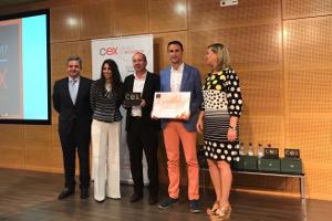 ASTI, Premio CEX 2017 a las Buenas Prácticas en Transformación Digital