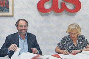 LIBNOVA digitaliza el diario AS