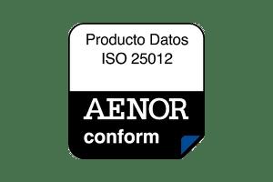 Norma internacional ISO/IEC 25012 en calidad de datos