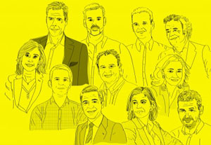 10 líderes españoles, campeones en la transformación digital
