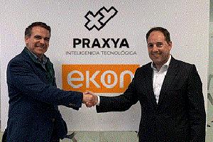 PRAXYA, partner de ekon en Levante