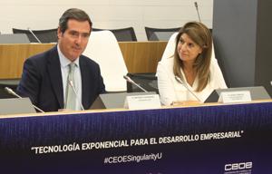 Jornada Tecnológica en CEOE