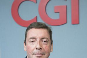 Pedro Vilches, director general de CGI en España