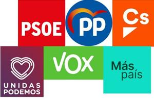 La transformación digital en los programas electorales.