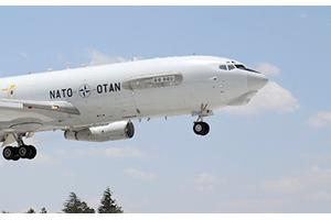Indra moderniza los aviones AWACS de la OTAN