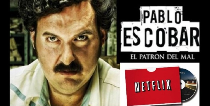 Serie netflix Pablo Escobar