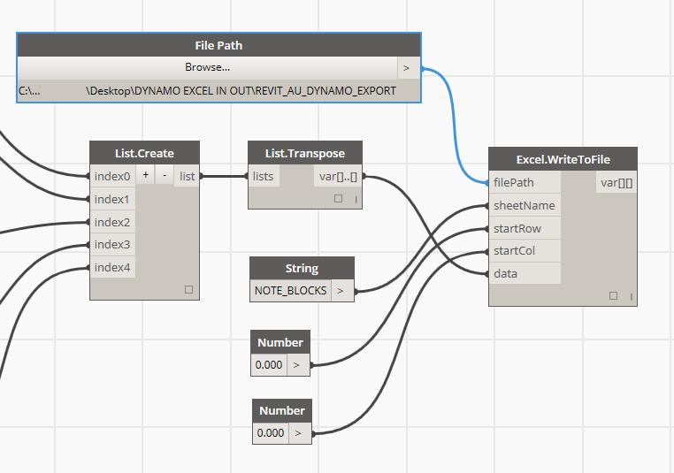 Taking a Return Trip From Revit to Excel Using Dynamo | REVIT AU
