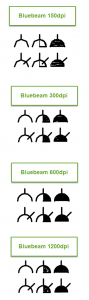 Bluebeam Comparisson