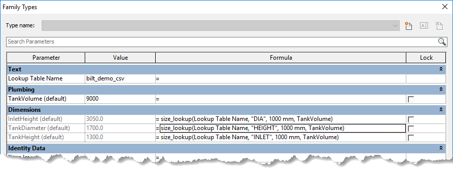 Lookup Tables and You – Part 2 – Improving Your Workflow | REVIT AU
