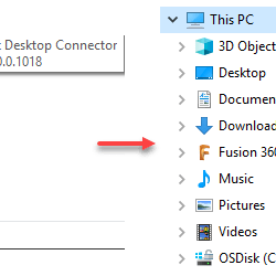 Help! My BIM360 Desktop Connector Icon Has Disappeared!
