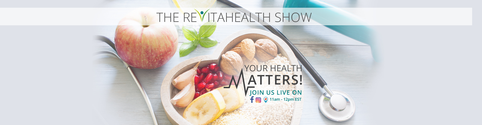 The Revitahealth Show