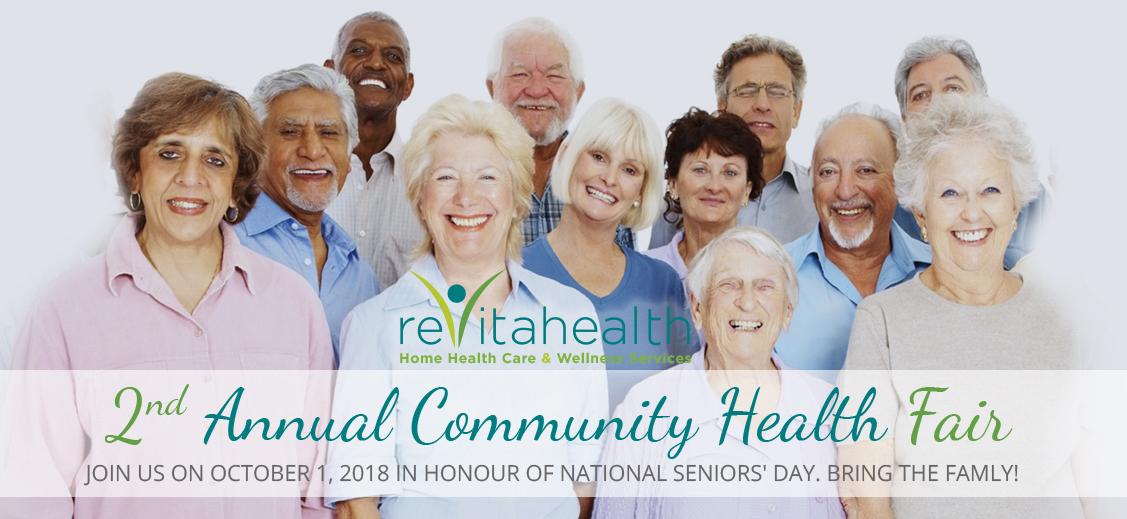 ReVitahealth 2nd Annual Community Health Fair