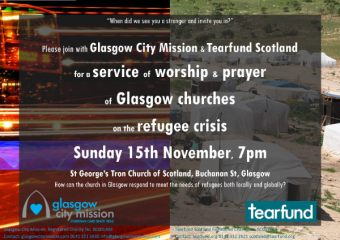 Glasgow city mission.