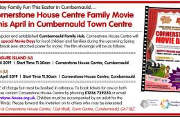 Cornerstone Cumbernauld family movies days