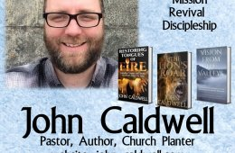 New book from author John Caldwell