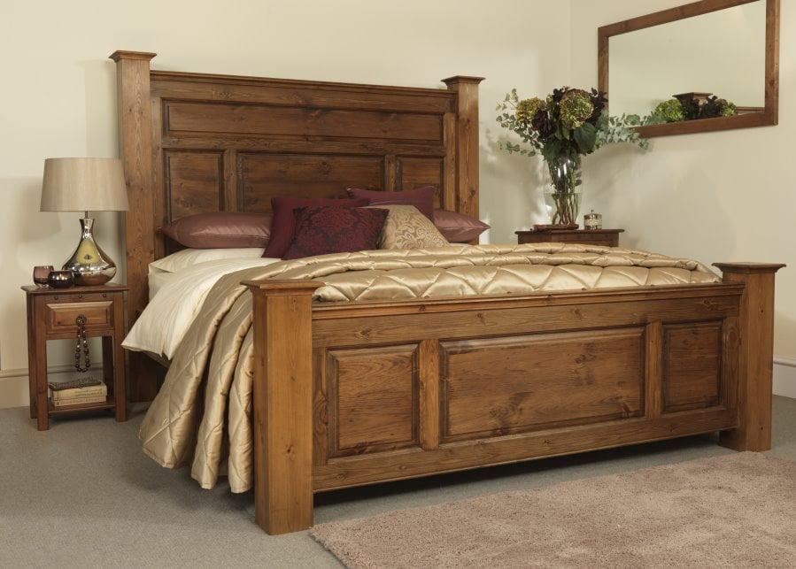 tall ambassador bed