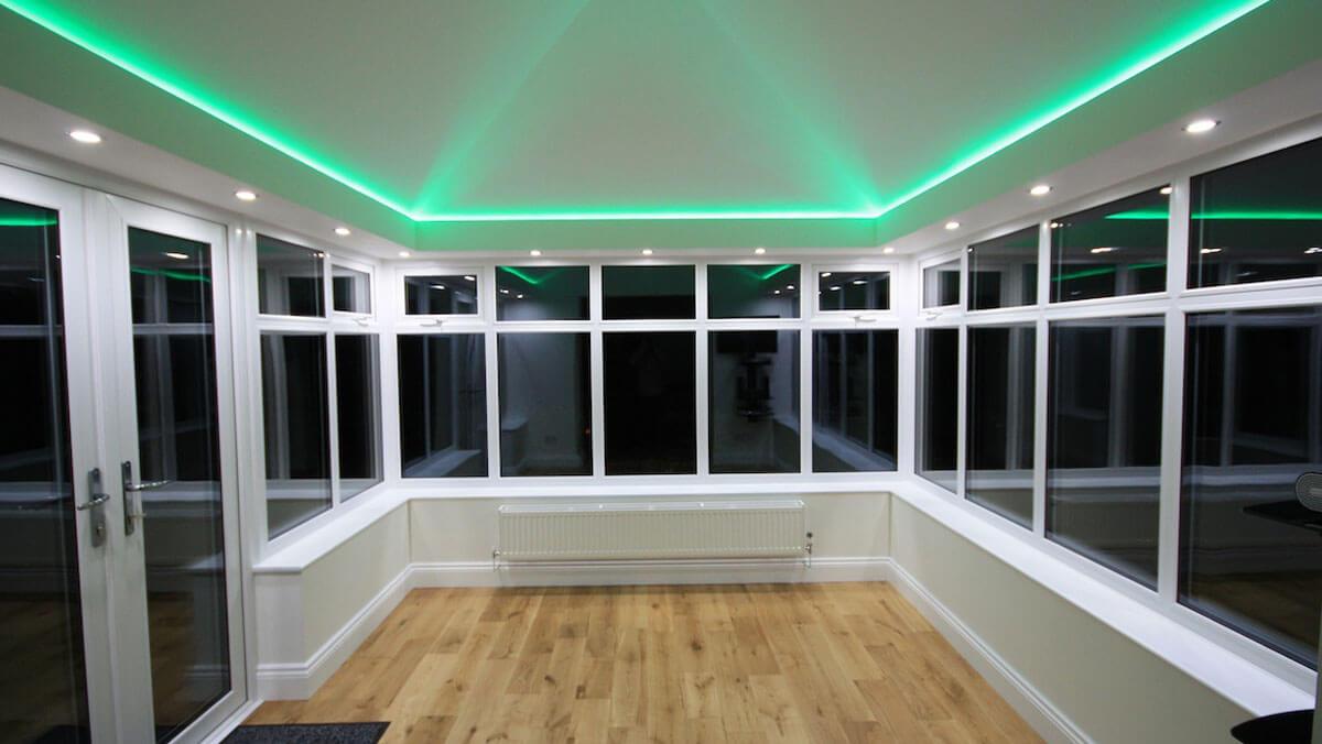 Flat Led Ceiling Lights
