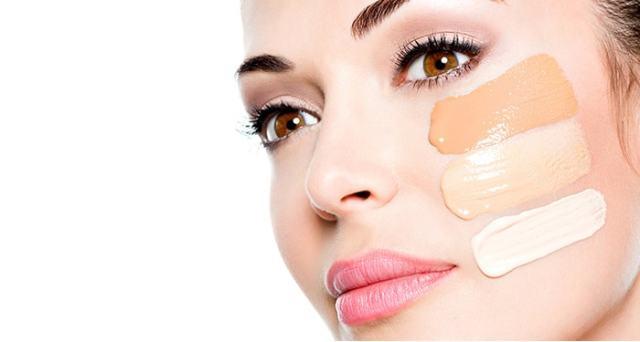 Use moisturizer to lighten up your dark foundation