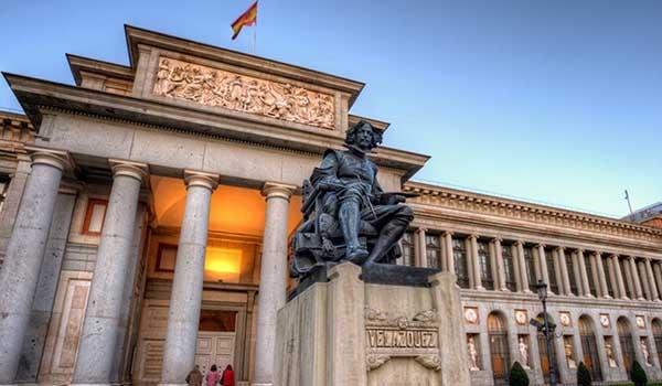 museum tours of Madrid, Spain