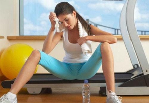 Do not do over exercise