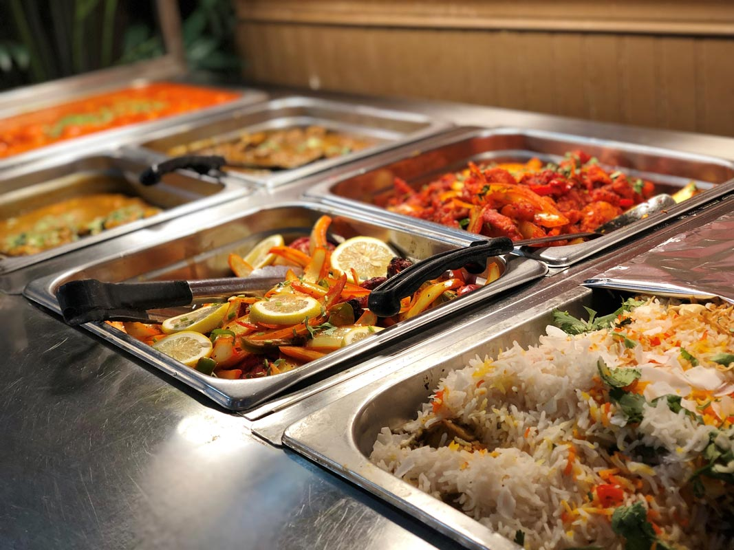 Indian Lunch Buffet Near Me