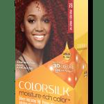 Colorsilk Moisture Rich Color Permanent Hair Color Revlon