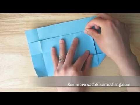 Cum sa faci un plic dintr-o foaie A4