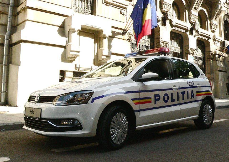 Când ați văzut ultima dată un polițist român alergând?