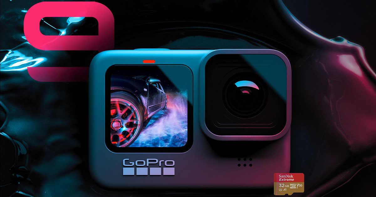 GoPro Hero 9 adaugă încă un display, filmare 5K și vine cu un preț interesant dar schimbă form-factorul