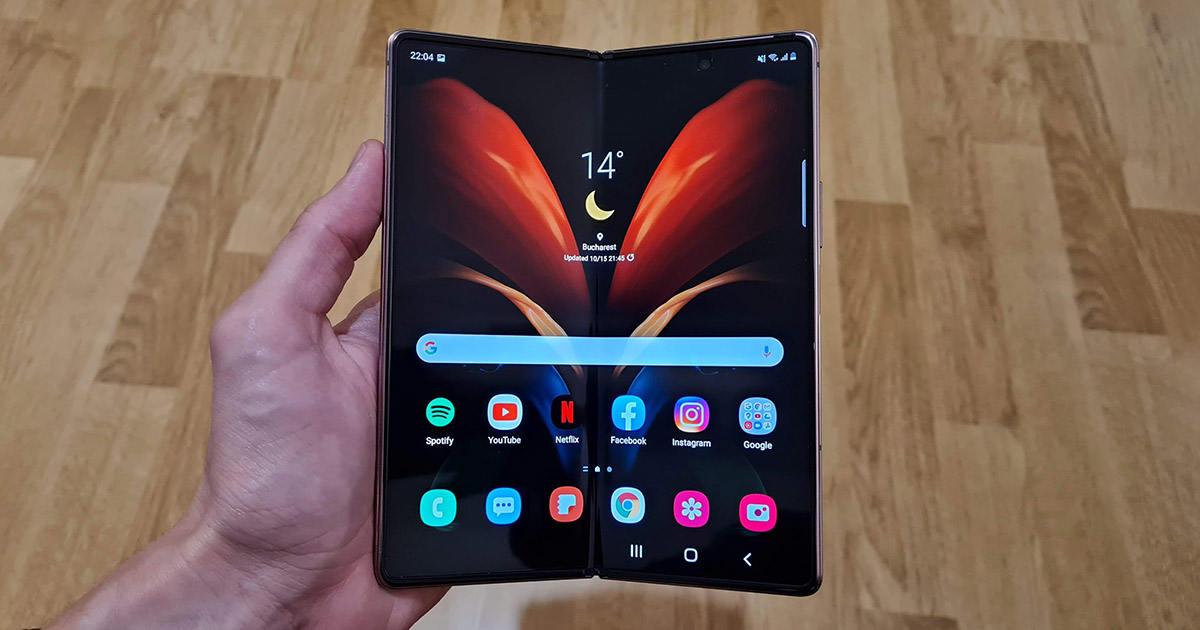 Galaxy Z Fold2 – păreri despre primul foldable pe care îl testez
