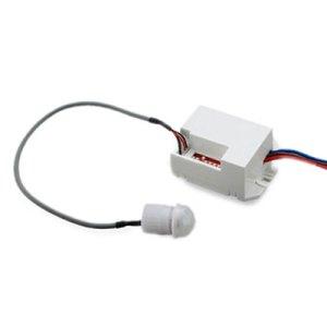 Nábytkový pohybový PIR senzor 12/24V DC