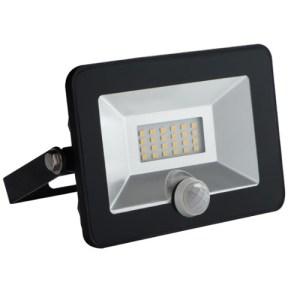 LED reflektor so senzorom 10W, 700lm, neutrálna biela