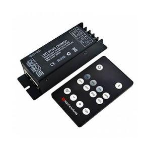 RF dotykový stmievač pre LED pásy + prijímač 25A