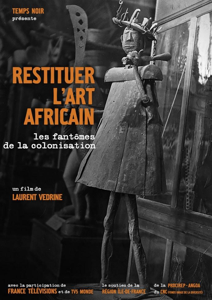 Restituer l'art africain, les fantômes de la colonisation