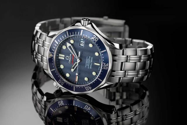The Seamaster 300M ref. 2220.80 that James Bond wore in Casino Royale
