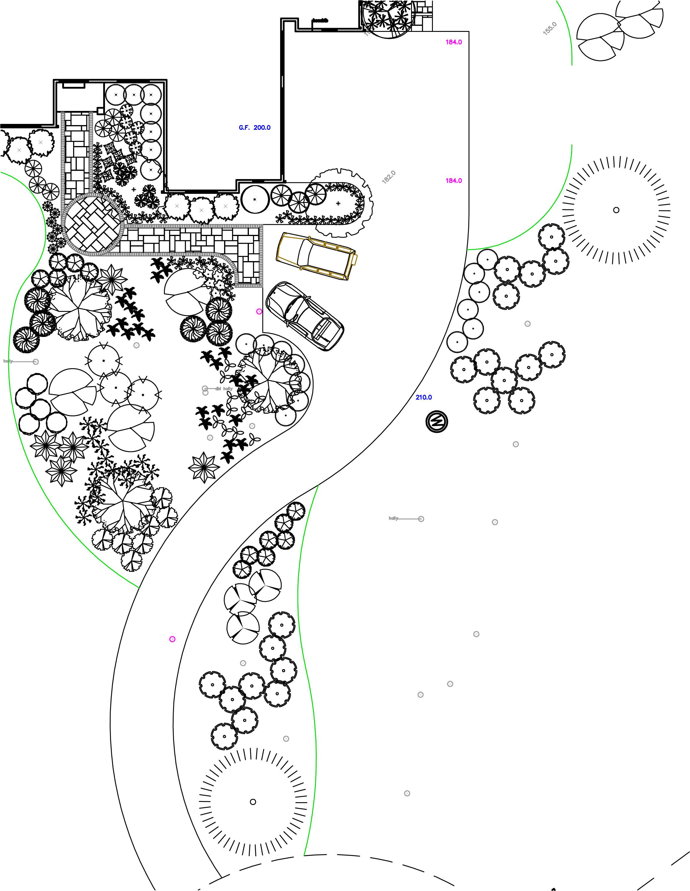 Nokesville Landscape Design Amp Driveway Case Study