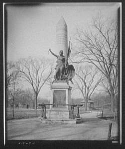 1888 Monument to Crispus Attucks