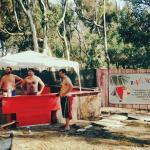 Revolution Camp 2014 - bar