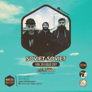 Soviet Soviet - Revolution Camp 2017