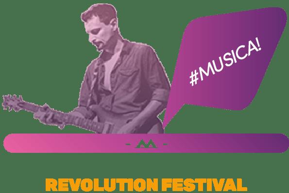 Revolution camp 2020 Musica