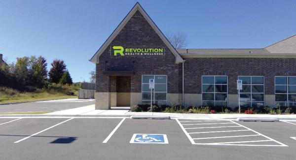Revolution Health clinic Tulsa Glenpool