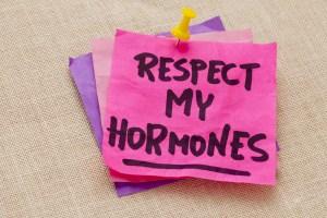 respect the hormones
