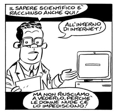 Misterius Leo Ortolani