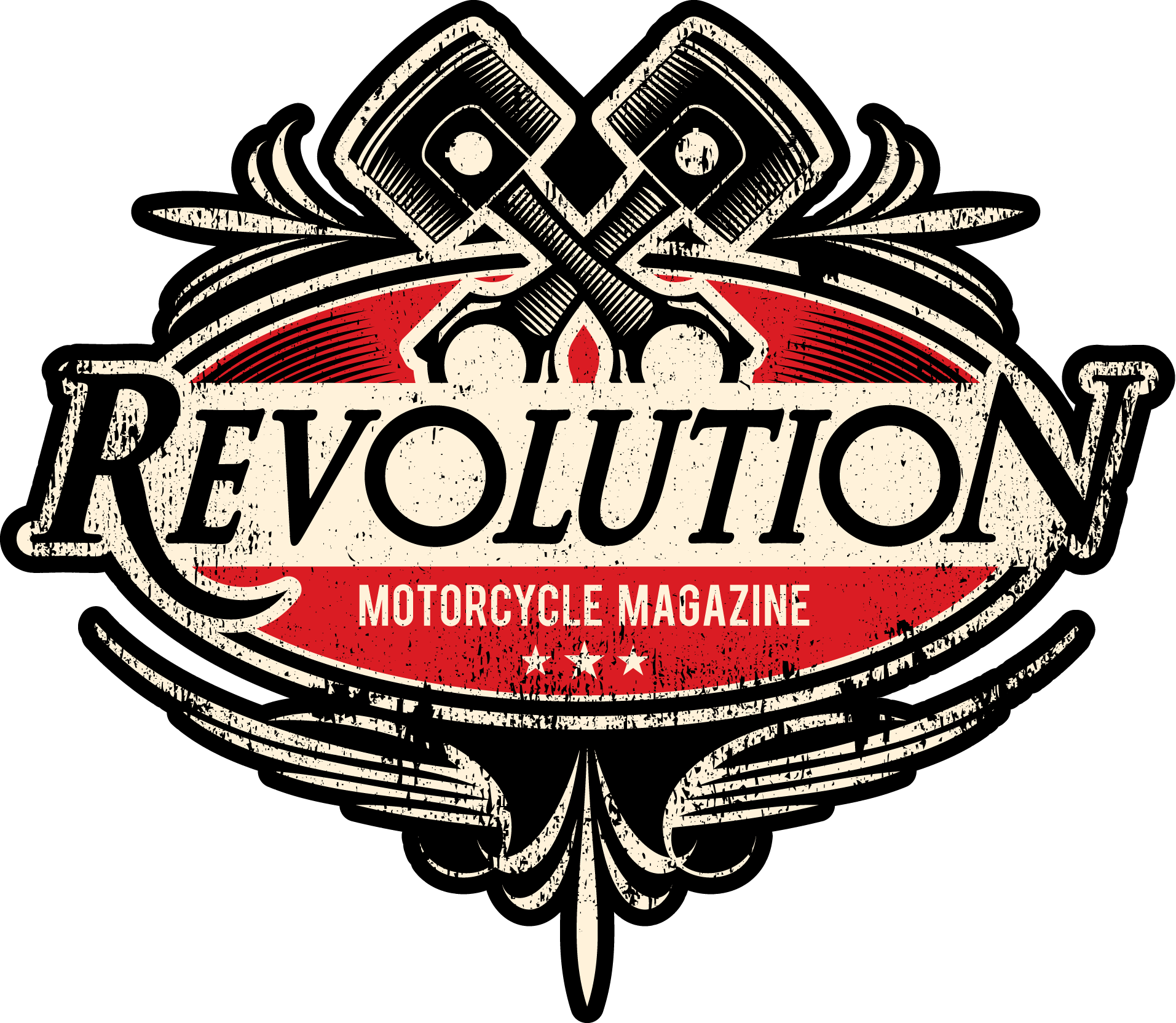 REVOLUTION MOTORCYCLE MAG