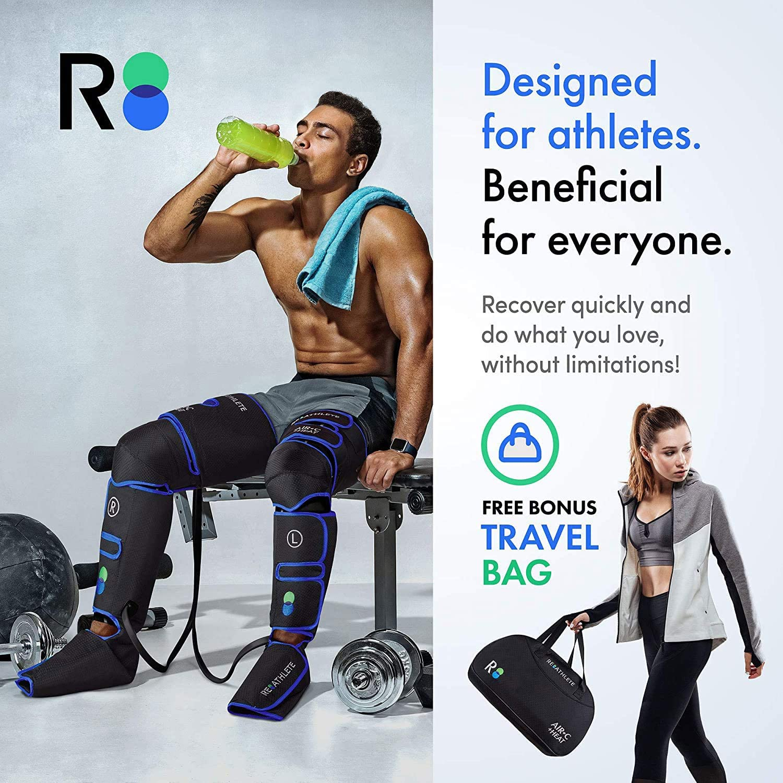 Reathlete Air Compression Leg Massager Reviews