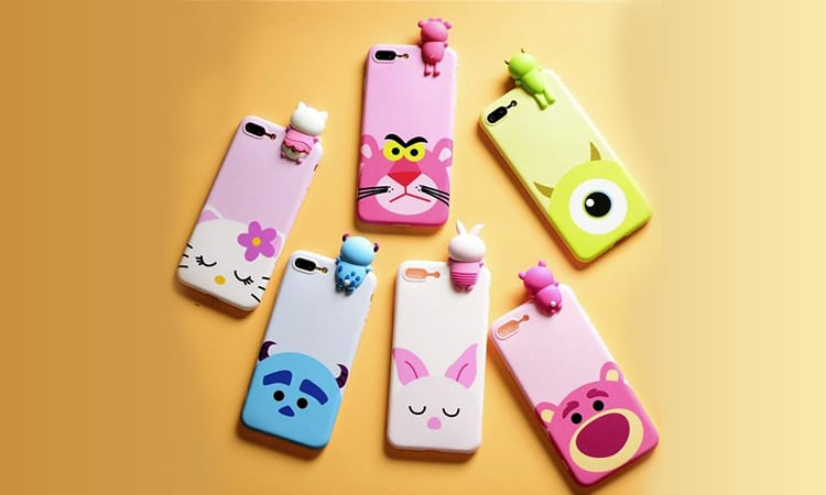 Decorating Phone Case At Home
