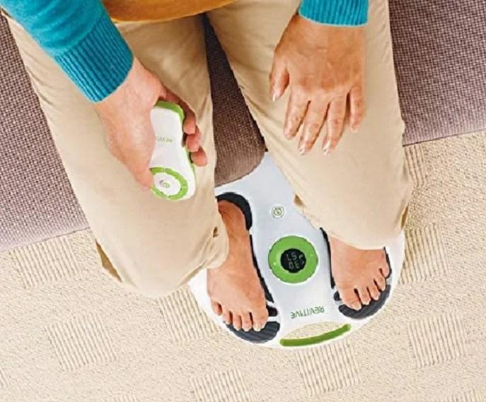 REVITIVE Advanced Circulation Booster Foot Massager Review