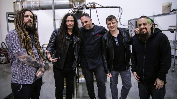 See Korn Announce Launch of Korn Koffee | Revolver