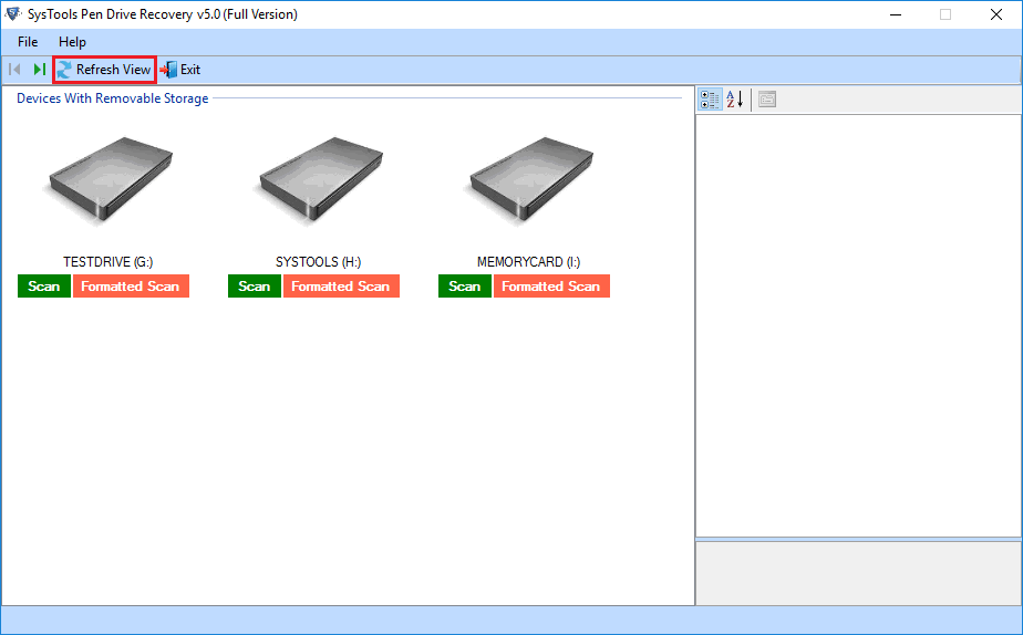 Can we recover deleted data from pendrive?